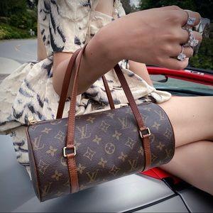 Louis Vuitton monogram Papillon26 handbag